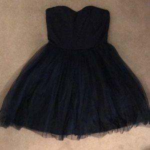 New Tulle skirt Bandeau dress
